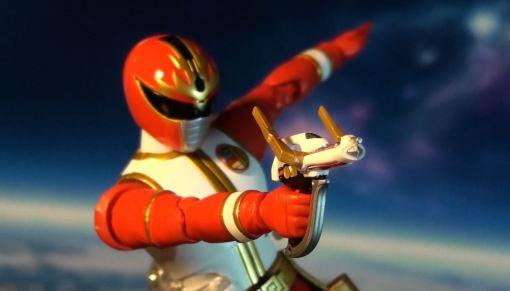 Bandai S.H.Figuarts Gosei Sentai Dairanger Ryuranger 04