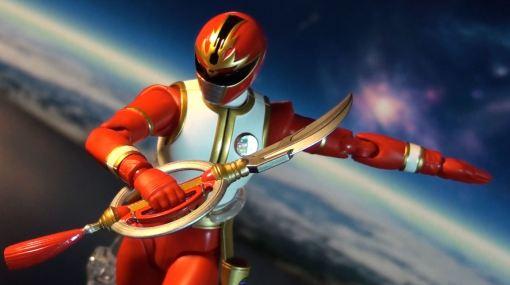 Bandai S.H.Figuarts Gosei Sentai Dairanger Ryuranger 05