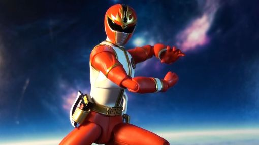Bandai S.H.Figuarts Gosei Sentai Dairanger Ryuranger 07