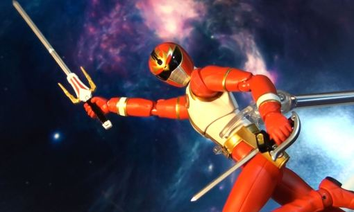 Bandai S.H.Figuarts Gosei Sentai Dairanger Ryuranger 08