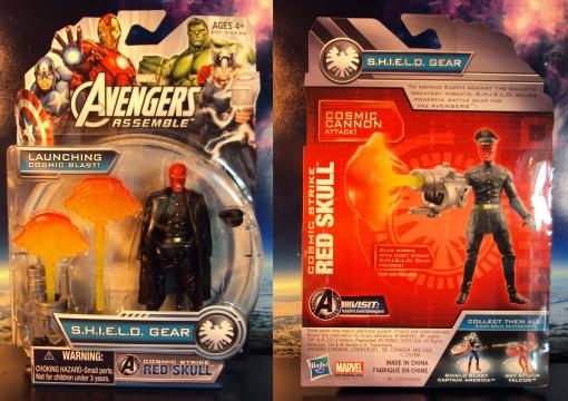 Hasbro Avengers Assemble Red Skull 01