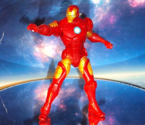 Hasbro Avengers Assemble Iron Man 03