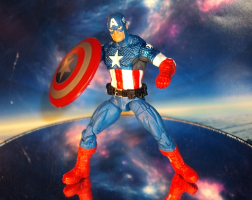 Hasbro Avengers Assemble Captain America 03