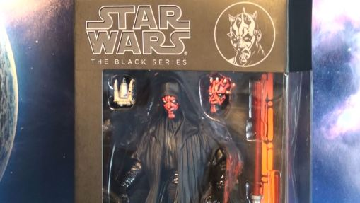 Habro Star Wars Black Series Darth Maul 01
