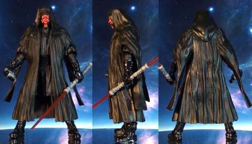 Habro Star Wars Black Series Darth Maul 02