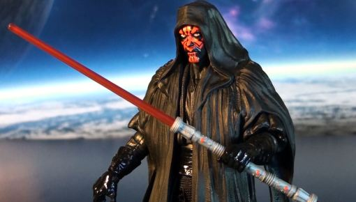 Habro Star Wars Black Series Darth Maul 03