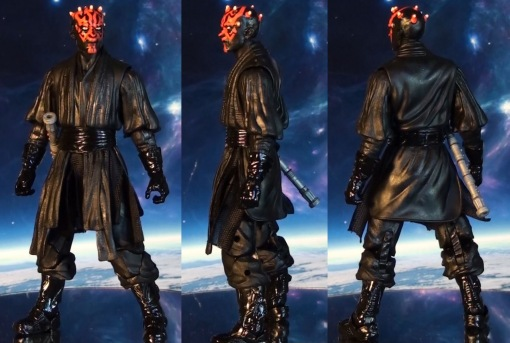 Habro Star Wars Black Series Darth Maul 04