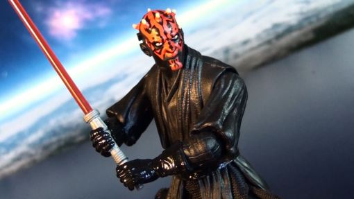 Habro Star Wars Black Series Darth Maul 05