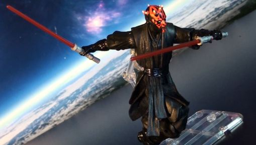Habro Star Wars Black Series Darth Maul 06