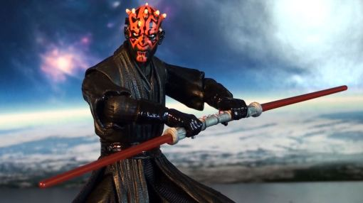 Habro Star Wars Black Series Darth Maul 07
