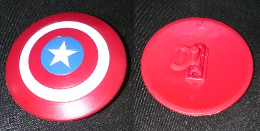 Hasbro Avengers Assemble All Star Captain America 03