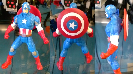 Hasbro Avengers Assemble All Star Captain America 04