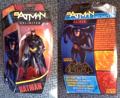 Mattel Batman Unlimited Beware the Batman 01