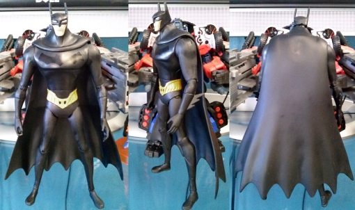Mattel Batman Unlimited Beware the Batman 02