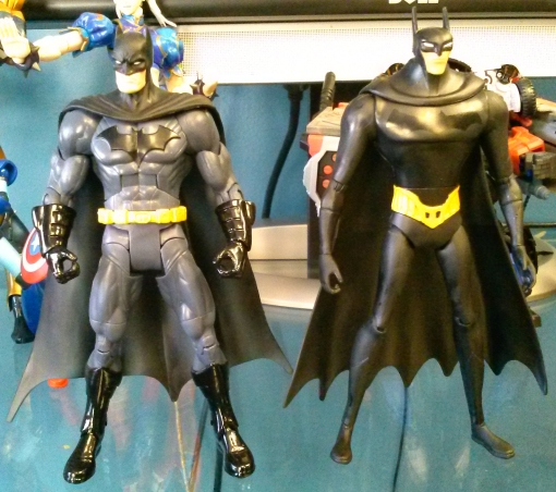 Mattel Batman Unlimited Beware the Batman 05