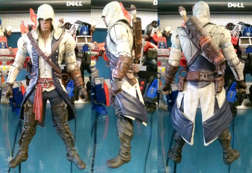 McFarlane Assassins Creed Connor 02