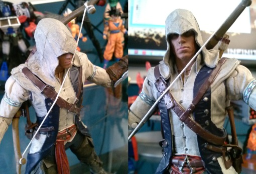 McFarlane Assassins Creed Connor 05