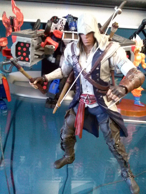 McFarlane Assassins Creed Connor 07