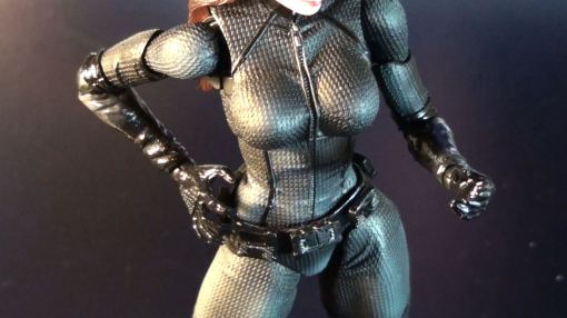 Square Enix Play Arts Kai Dark Knight Trilogy Catwoman 02