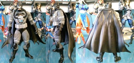 DC Collectibles Batman Hush Stealth Jump Batman