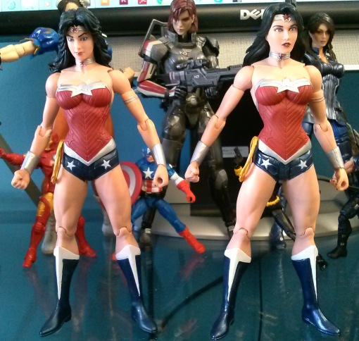 DC Collectibles Trinity War Wonder Woman 04