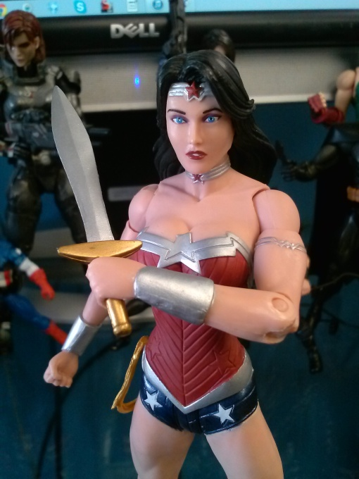DC Collectibles Trinity War Wonder Woman 03