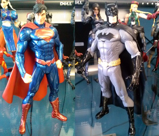 DC Collectibles Trinity War Superman  Batman