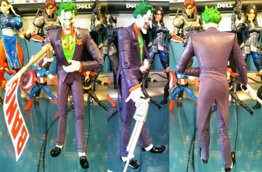 DC Collectibles Batman Hush 3-Pack Joker