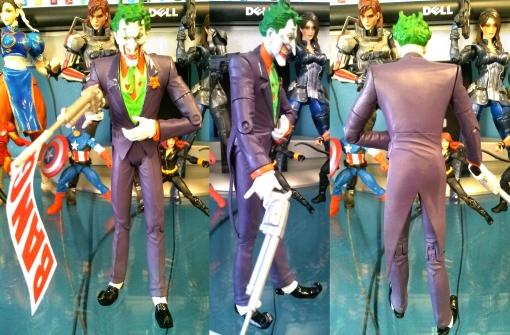 DC Collectibles Batman Hush 3-Pack Joker