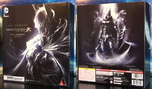 Square Enix Variant Play Arts Kai DC Comics Batman 00