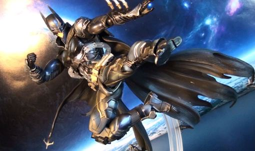 Square Enix Variant Play Arts Kai DC Comics Batman 02