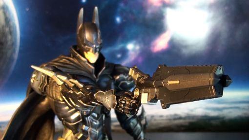 Square Enix Variant Play Arts Kai DC Comics Batman 04