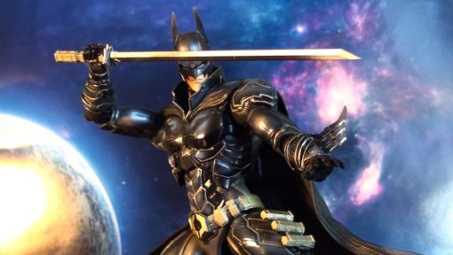 Square Enix Variant Play Arts Kai DC Comics Batman 05