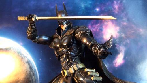 Square Enix Variant Play Arts Kai DC Comics Batman 05