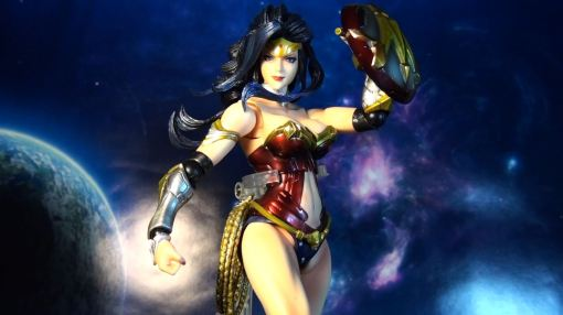Square Enix Variant Play Arts Kai DC Comics Wonder Woman 02
