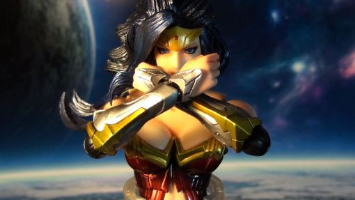 Square Enix Variant Play Arts Kai DC Comics Wonder Woman 03