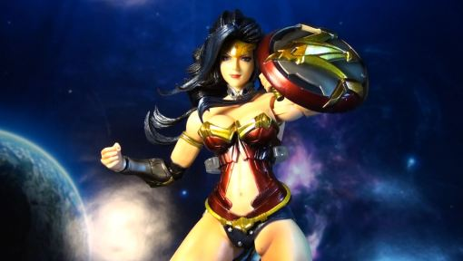 Square Enix Variant Play Arts Kai DC Comics Wonder Woman 06