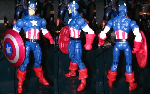 Hasbro Marvel Universe Captain America 2013 02