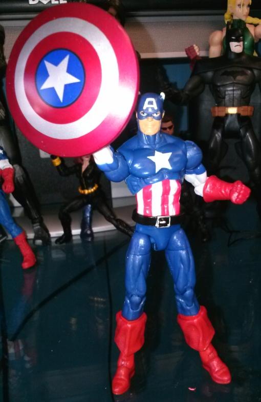 Hasbro Marvel Universe Captain America 2013 04