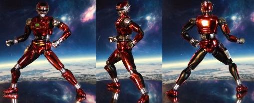 Bandai S.H. Figuarts Space Sheriff Sharivan 02