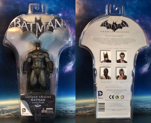 DC Collectibles Batman Arkham Origins Batman 01