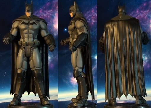 DC Collectibles Batman Arkham Origins Batman 02