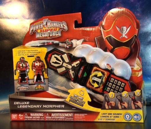 DX Legendary Morpher 01