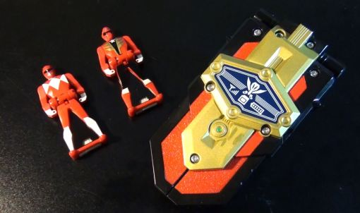 DX Legendary Morpher 03