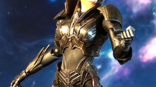 Square Enix Plays Arts Kai Man of Steel: Faora-Ul 04