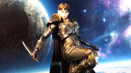Square Enix Plays Arts Kai Man of Steel: Faora-Ul 10