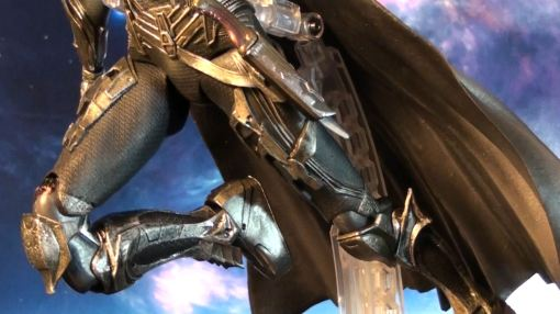 Square Enix Plays Arts Kai Man of Steel: Faora-Ul 07