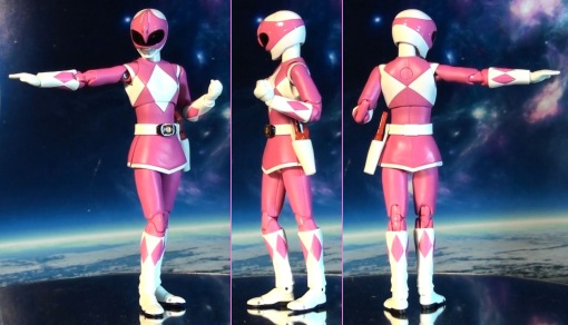 Bandai S.H. Figuarts Mighty Morphin Power Rangers Pink Ranger 02