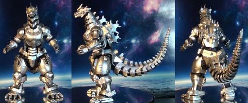 Bandai S.H. MonsterArts MFS 3 Mecha Godzilla 02