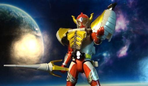 Kamen Rider Gaim Arms Change 02 Kamen Rider Baron 03